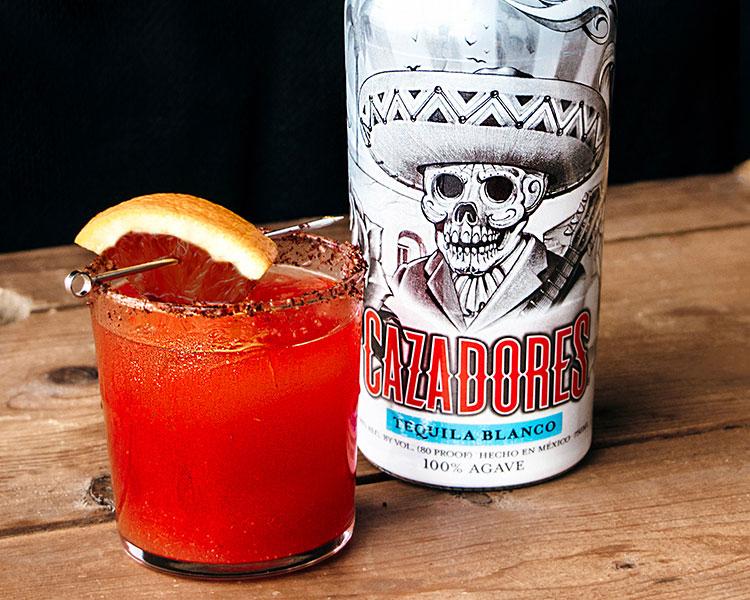 Cazadores Blood Orange Margarita
